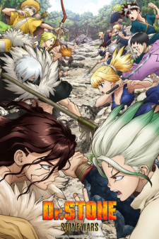 Dr.Stone S2